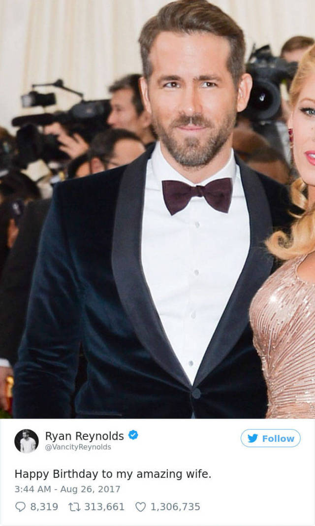 Blake Lively Proved That She And Ryan Reynolds Are The Queen And The King Of Twitter