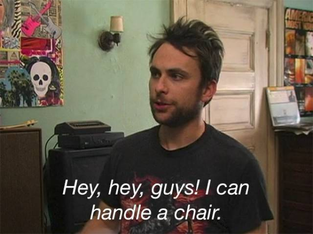Charlie Kelly Quotes Were Always Sunny (26 pics + 7 gifs ...