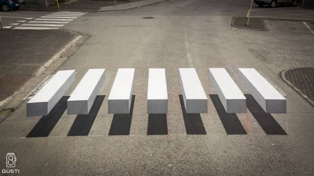 Iceland Uses 3D Illusion To Control Speeding Cars