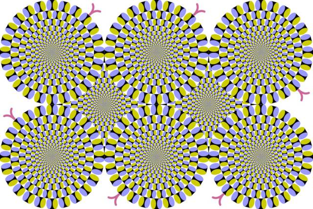 These Optical Illusions Will Make You Wanna Throw Your Eyes Away