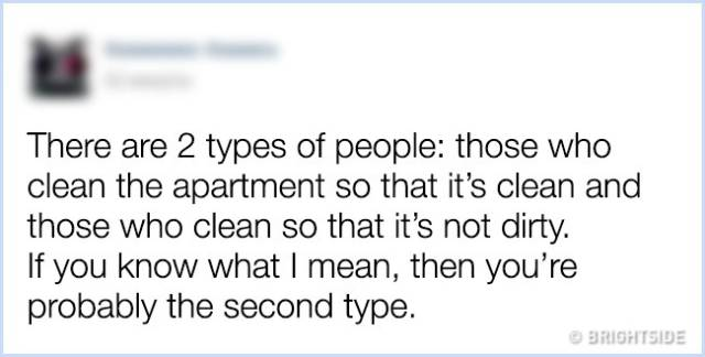 Cleaning Is Too Hard For Many Of Us…