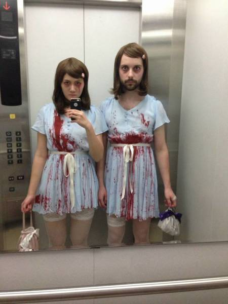 Halloween Costumes Can't Get Better Than These Ones