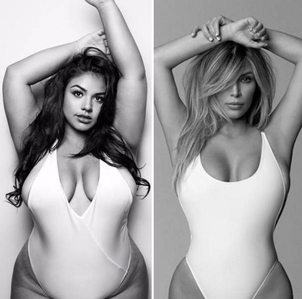 These Models Decided To Show How Big Of A Role Photoshop Plays In Fashion Standards Nowadays