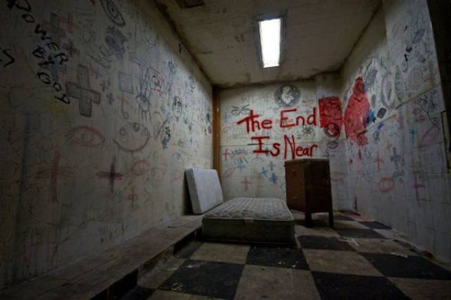 Urban Explorers Always Find The Creepiest Sh#t