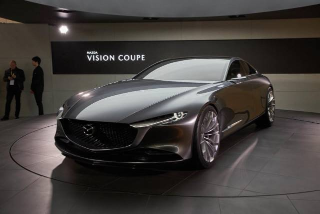 2017 Tokyo Motor Show Brings Us The Best From The World Of Cars
