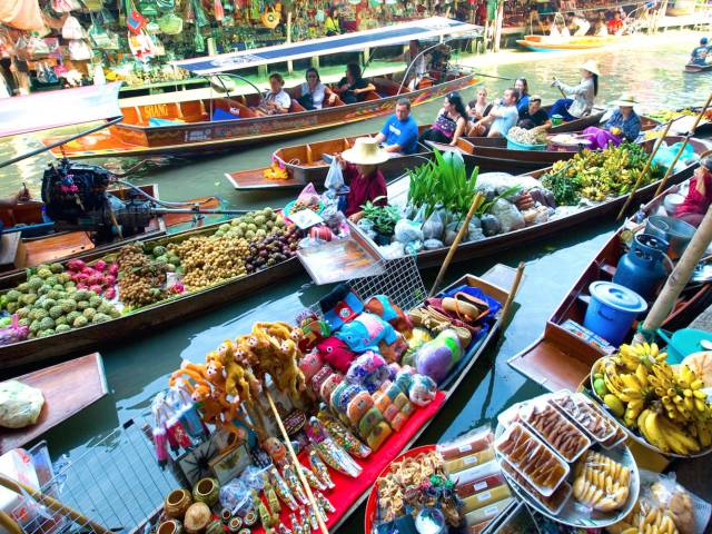 Asia Has Tons Of Attractive Tourist Destinations