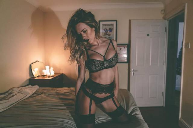 Girls In Sexy Lingerie