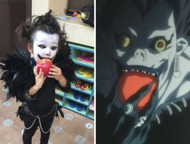 These Taiwanese Kids Absolutely Nail Their Halloween Costumes!