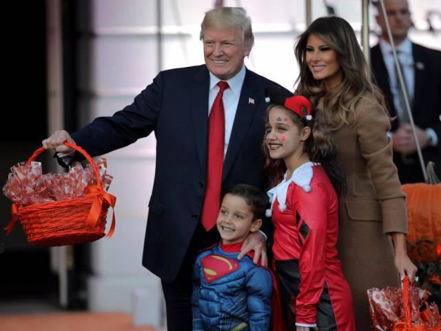 White House Held A Pretty Great Hlaloween Celebration!