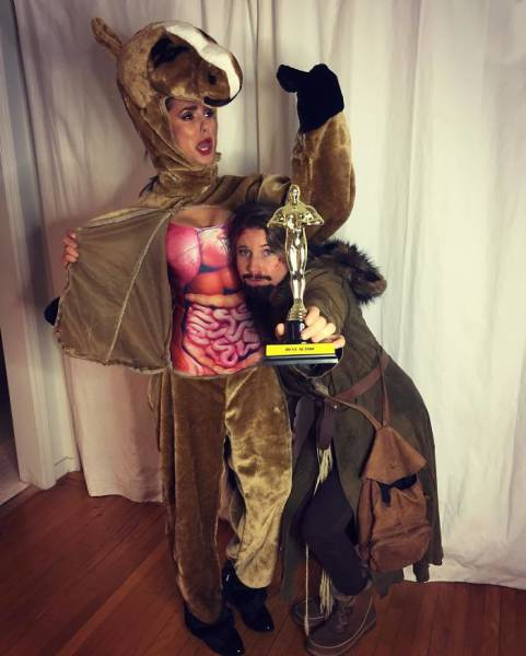 Celebs Are Next-Level With Their Halloween Costumes!