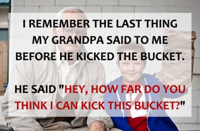 Dumb Jokes Are Always Funnier