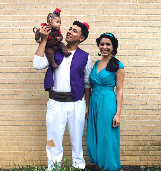 Family Cosplay Is Even Better!