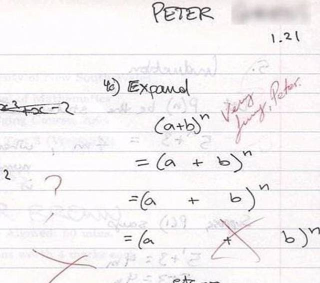 Answers Shouldn't Always Be Boring – They Can Look Like This Too