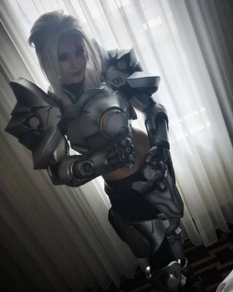 Jessica Nigri Has Everything It Takes To Be a Great Cosplayer!