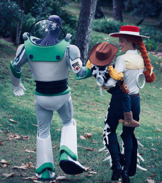 Justin Timberlake And His Family Have Absolutely Killed It This Halloween!