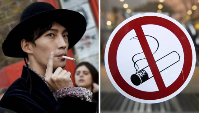 Non-Smokers Got Their Justice In This Japanese Company