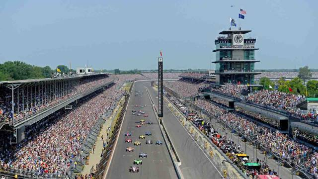 Indianapolis Motor Speedway Has Seen A Lot Over Its 108 Year History