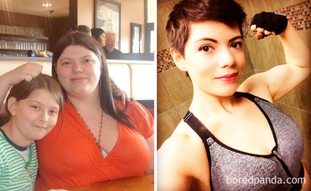 Weight Loss Examples Are Always Amazing