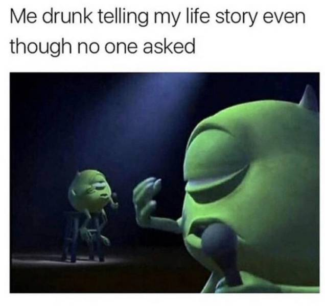 Alcohol Brings Us The Most Fails And Memes