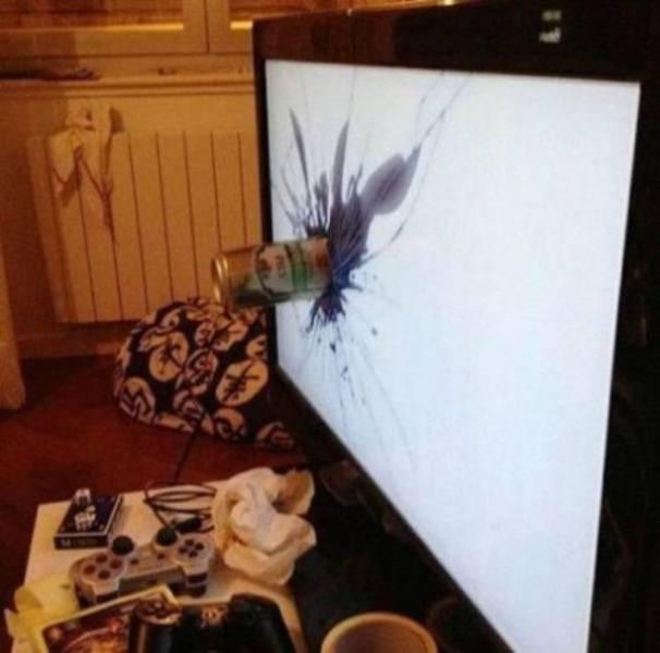 Damn, That's Bad…