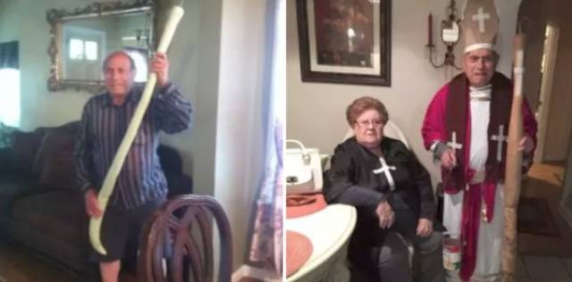 Grandparents Are Just Way To Cool For Us To Understand