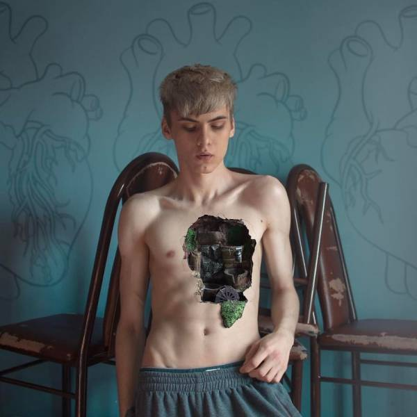 Dark And Surreal Images By Russian Teen Photoshop Master