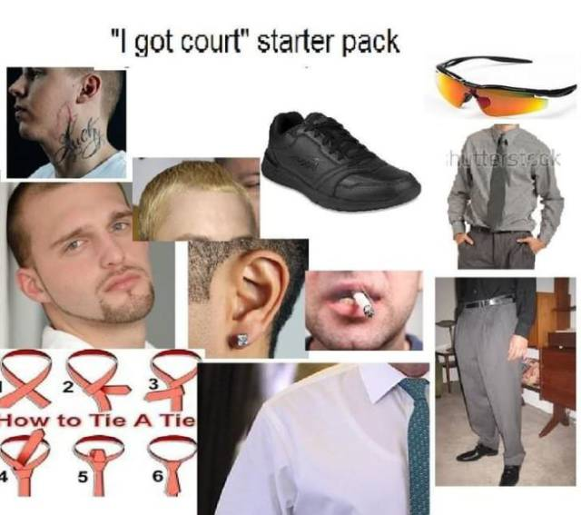 Starter Packs For Just About Anything