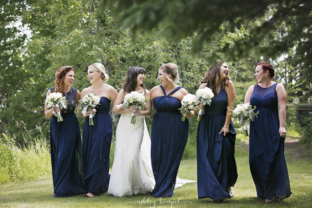 When Your Maid Of Honor Is Also Your Best Friend…