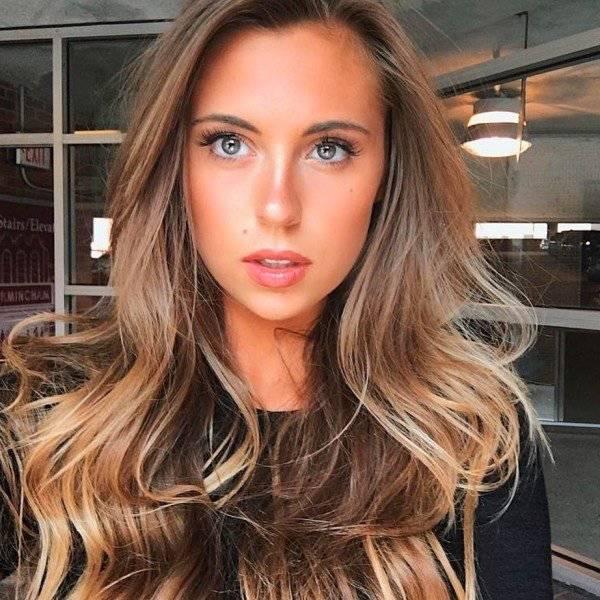 Beautiful Eyes Make Beautiful Women