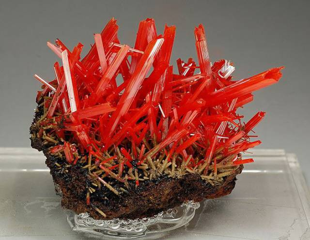 Fascinating World Of Minerals