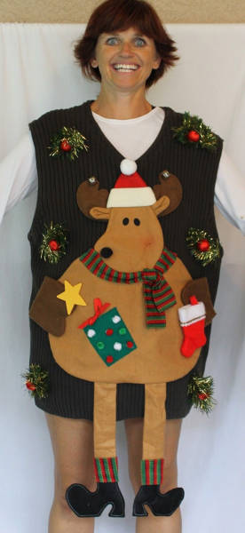 How To Properly Sell Handmade Christmas Sweaters