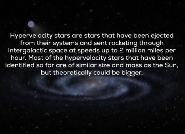 Space Facts Are Not So Far Away Anymore