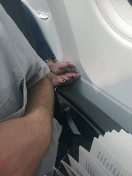 You Can See Way Too Much In The Airplanes