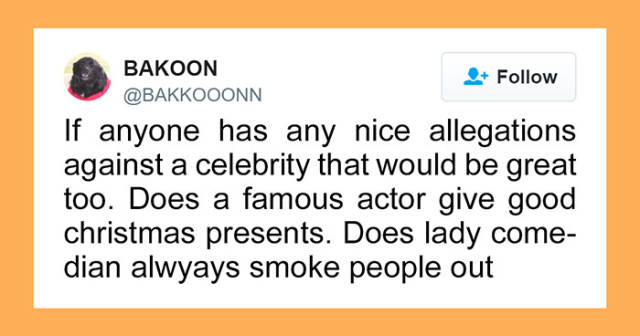 Not All Celebrities Are Bad. Some Of Them Are Actually Pretty Awesome!