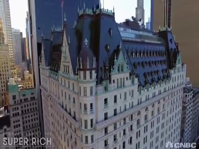 How A $50 Million Penthouse Looks Like…