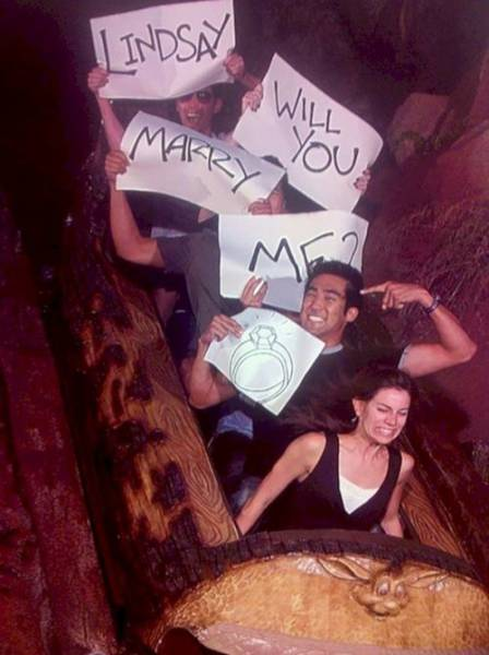 Marriage Proposals Aren't Always Successful…