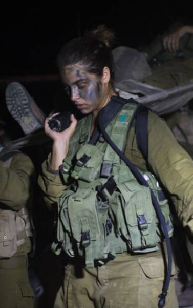 Israeli Defense Force Is Deadly And Hot