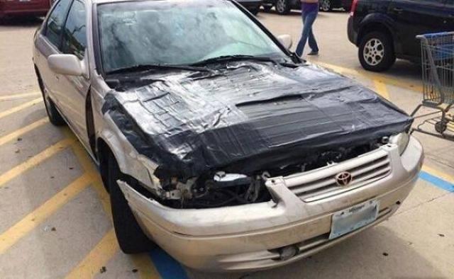 Rednecks Have All The Best Repairs