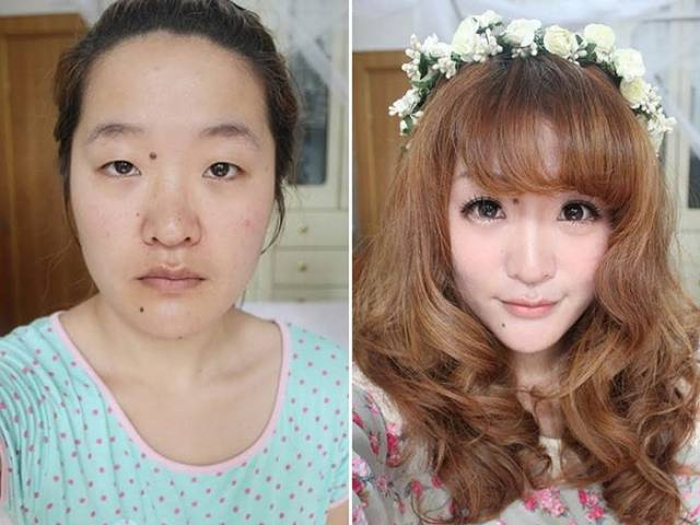 Make Up Is Like A Transformation Superpower