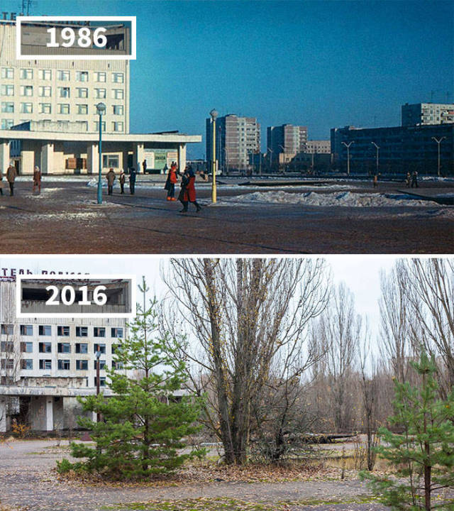 These Photos Show Just How Much Our World Changes