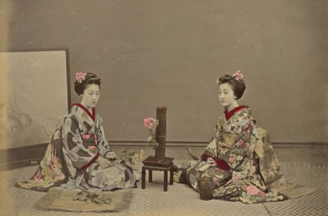 XIX Century Japan In Color
