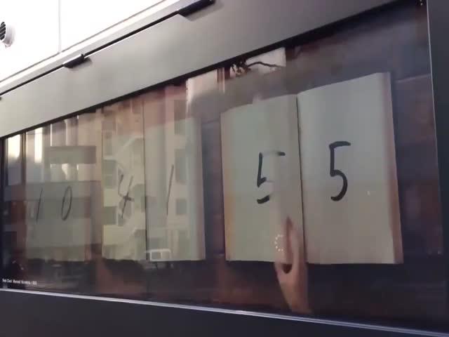 Just A Japanese Street Clock…