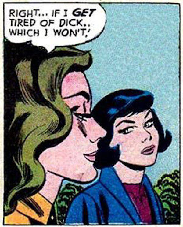 Out-Of-Context Comics Can Make You Wonder Why Is Everything So Sexual Here