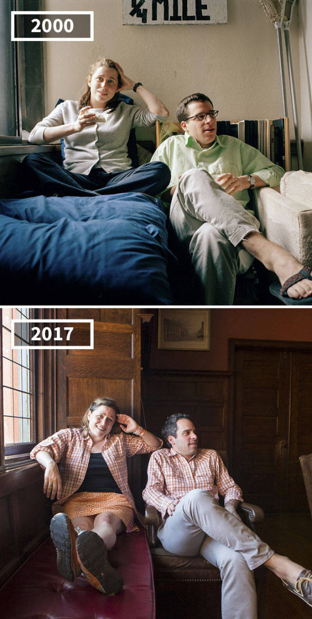 A Photo Project Showing How Differently Age Affects People