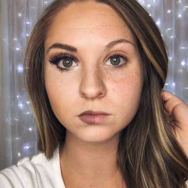 New Instagram Trend – With Or Without Makeup?
