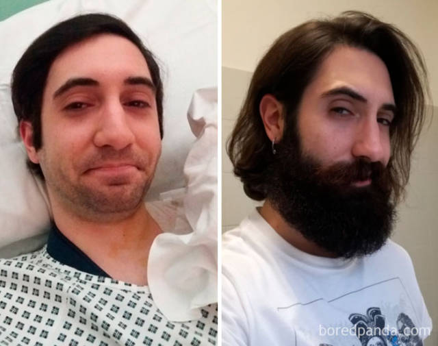 How Beard Changes Men In A Very Positive Way