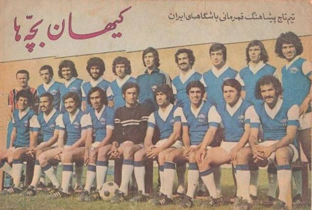 Pre-Revolution Iran. What Was There Before 1979