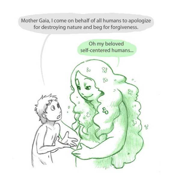 What Would've Happened If Mother Earth Have Spoken To Us