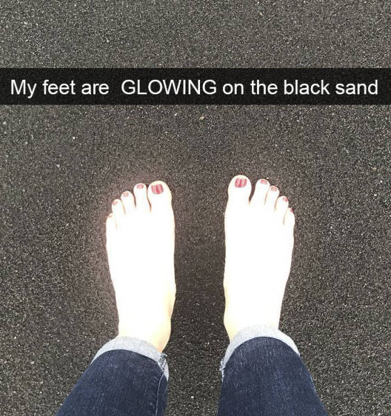 Being Pale Brings Quite A Bit Of Problems Along