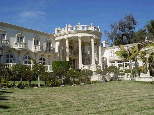 How Robert Mugabe's Mansion Looks Like